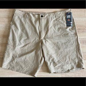 NWT Lee Dungarees Hybrid Shorts